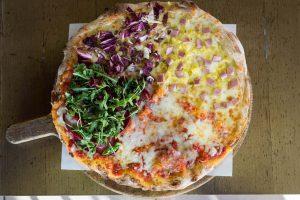 Pizza alla brace, la nostra esclusiva! Straforno, Ristorante, Roma